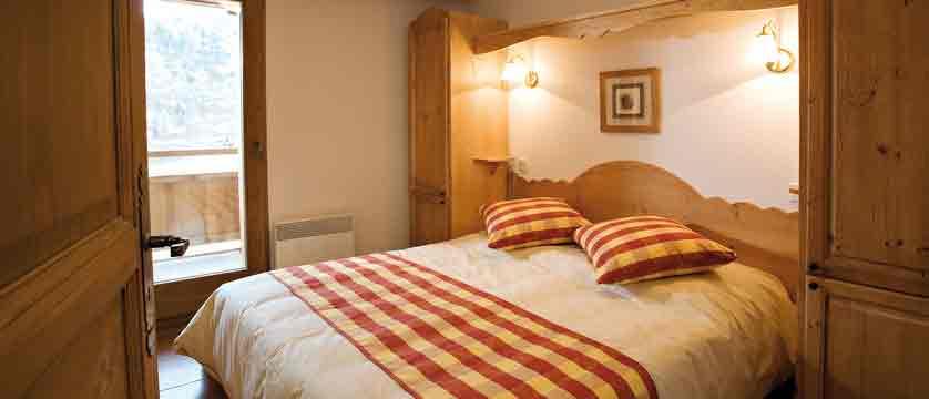 Hameau des Airelles apartments double room